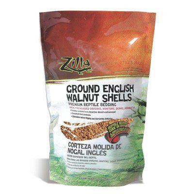 Zilla English Walnut Shell Litter - 27174