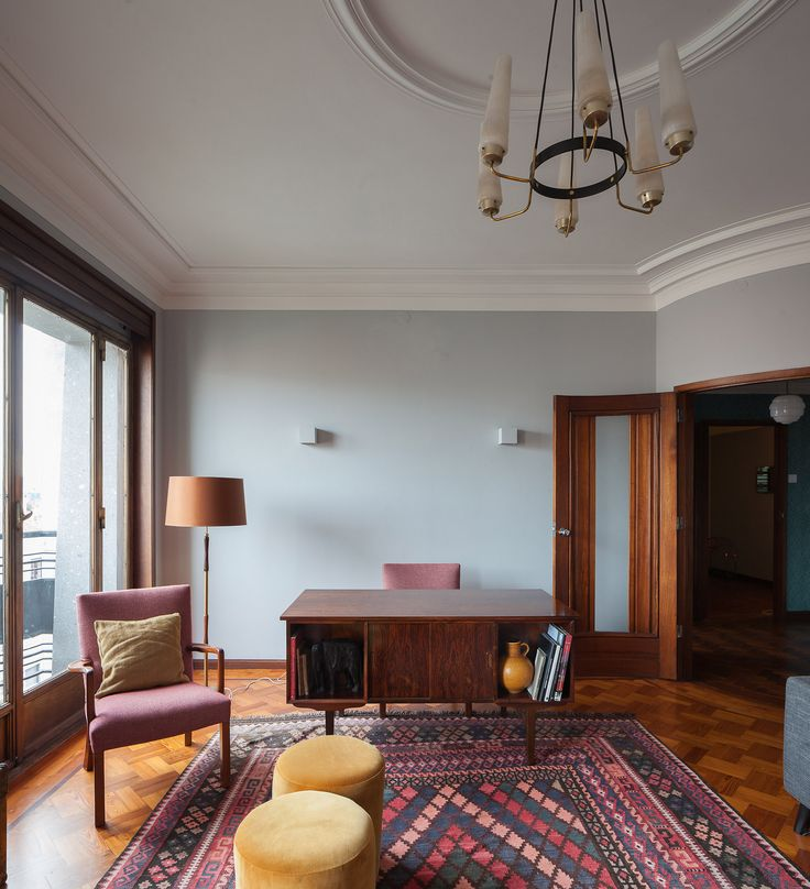 6 Top Interior Design Projects From Porto Portugal: 17 Best Ideas About 1940s Living Room On Pinterest
