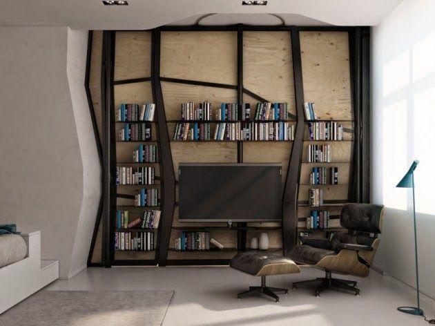 Diseño de Interiores & Arquitectura: 23 Diseños En Salas De Estar Que Te Gustarán Instantáneamente