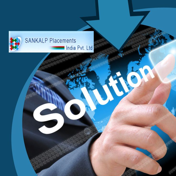 All our applicants are perfectly classified and profiled, to suit your organization. Sankalp, an asset to your employment desires. #sankalpplacement #recruitment #carrer #newjob Visit - http://www.sankalpplacement.com/