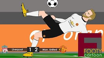 Manchester United vs Manchester City 4-2 2015 ~ Funny Cartoon [HD] 720P - YouTube