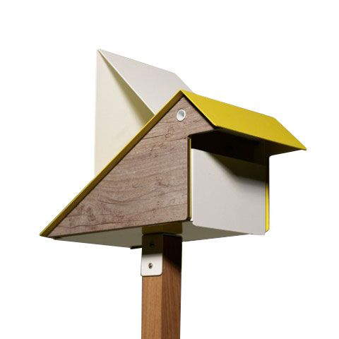 Koo Koo letterbox designed to spruce up the front of any home. Contact us for installation