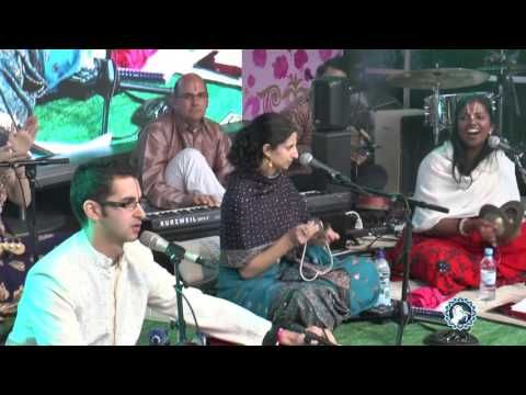 Bhakti Sounds UK performing at Just Love Festival 2016