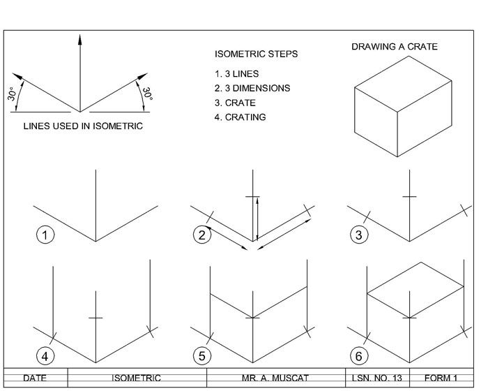 Best  Isometric Drawing Ideas On   What Is Isometric
