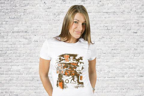 Soweto - Girls T-shirt