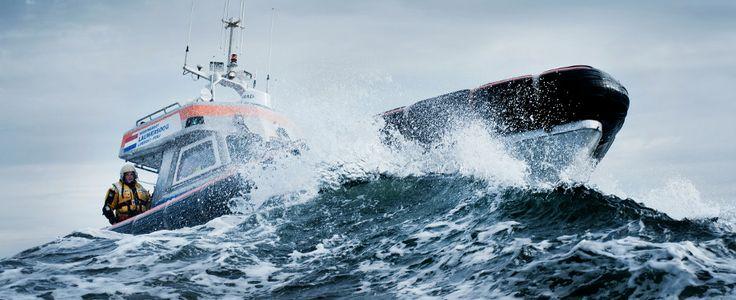 KNRM   Redding Maatschappij   SAR   Goede Doel   Redden op zee