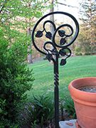 Best 100 Ideas To Try About Garden Handrails Bespoke Iron 400 x 300