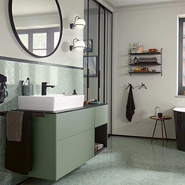 Currently Writting About New Bathroom Products For The Blog This One Caught My Eye The Ceramic Is Called Memento 2 0 And The Furniture Is From Finio Interior S