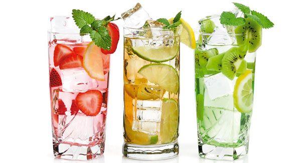 Sjove drinks - uden alkohol - - Søndag