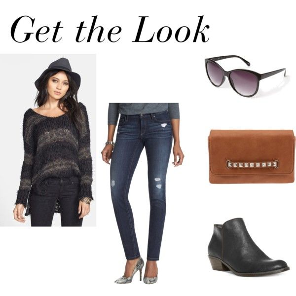 """""""Get Julian Hough's Look"""" by ashleyzarubi on Polyvore find details at #fashion #lookforless #holiday #giftt #blog arrayofstyle.blogspot.com"""