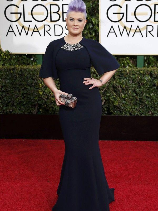 Kelly Oubourne no Globo de Ouro 2015