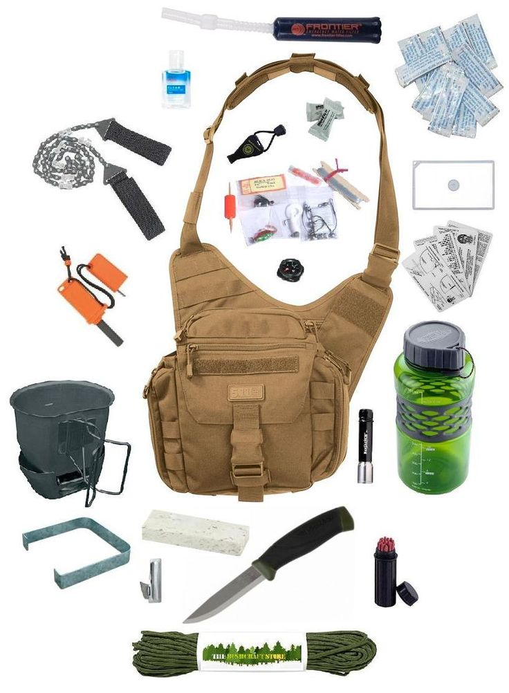 5 11 Push Pack Go Bag - One of the ultimate survival kits from The Survival Store