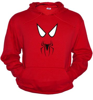 Jersey Spider Eyes con capucha - nº 465368 - kamimola