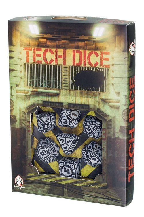 Tech Dice Gray-Black