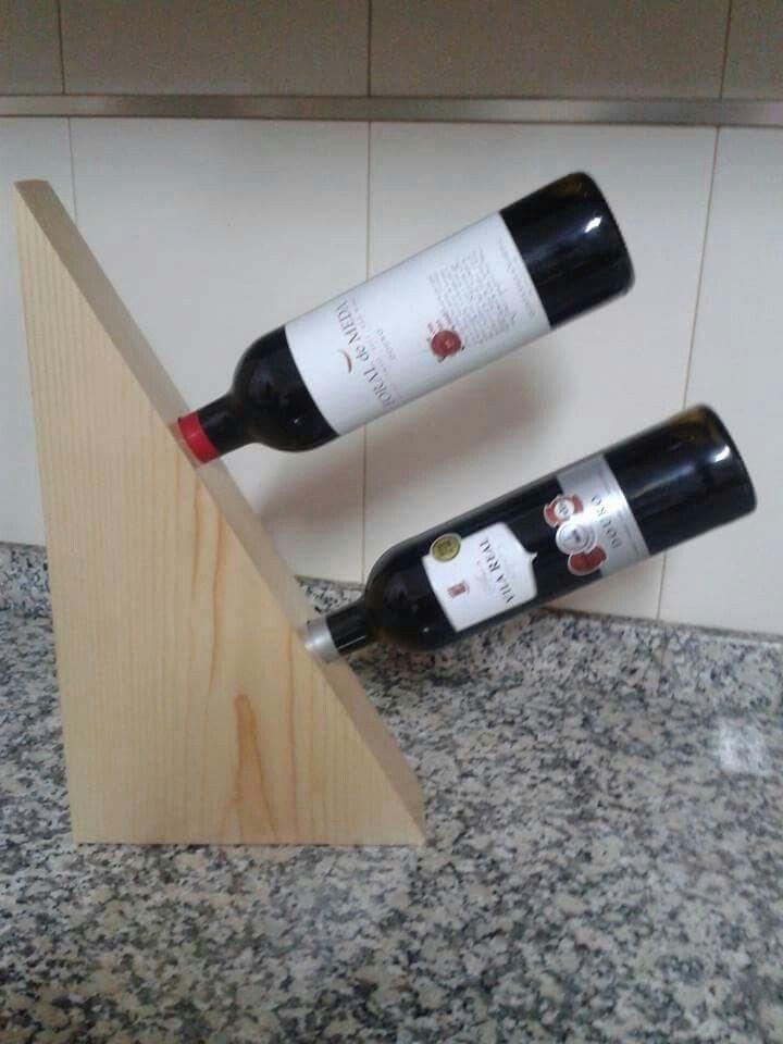 Suporte 2 garrafas