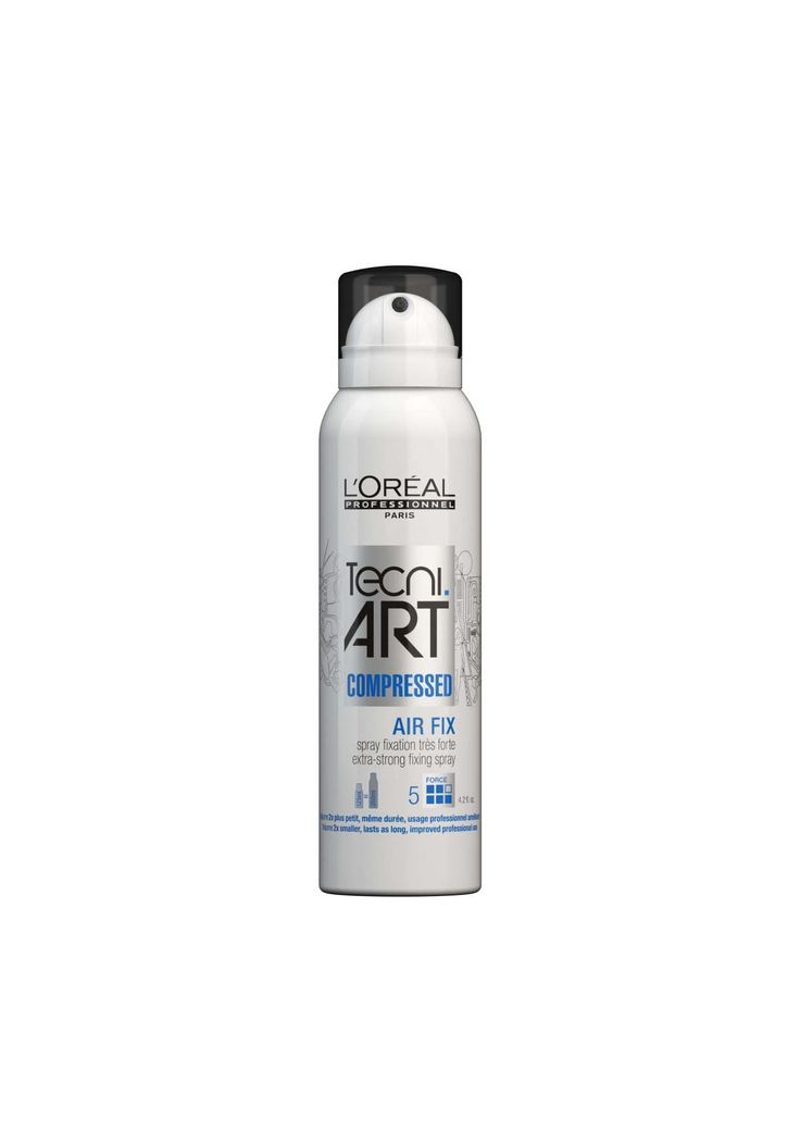 L'Oréal Professionnel Tecni.ART COMPRESSED Air Fix 125ml (=250ml).