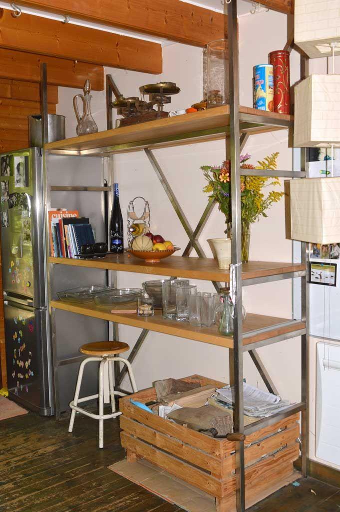 1000 ideas about meuble de rangement on pinterest for Meuble de rangement sur mesure