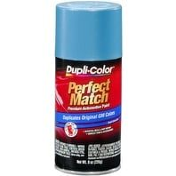 Dupli-Color BGM0539 Light Blue Metallic General Motors Exact - light blue metallic