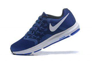 Mens Nike Run Swift Running Shoes Black Royal Blue White 908989 404 ... c7f881b84