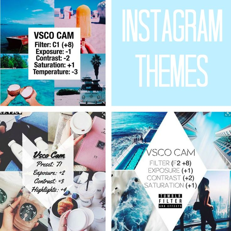 Here are some awesome Instagram themes! These look sick in your feed and are hands down the best themes for summer! I recommend them 100%
