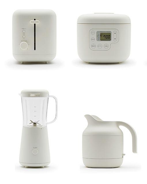 Muji appliances