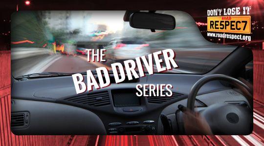 Bad Driver Header