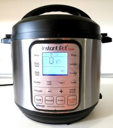 Instant Pot SMART: 7-in-1 Electric Pressure Cooker Review