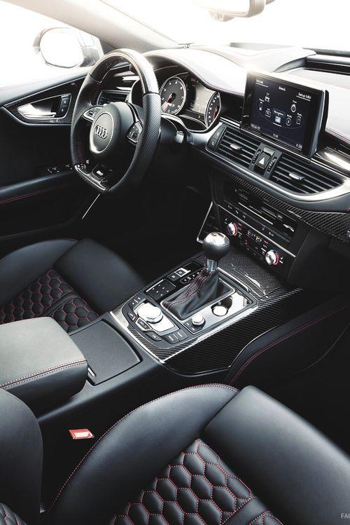 audi rs7 interior cars moto pinterest. Black Bedroom Furniture Sets. Home Design Ideas