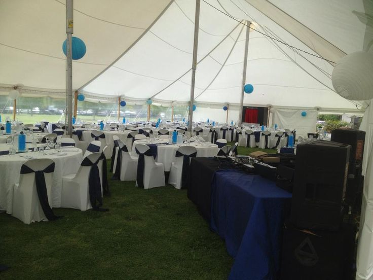 Total marquee set ups, tables, chairs, linen, centrepieces, cultery, glassware, decor and more!  Hire from www.allureweddings.co.nz