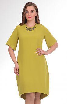 Платья для полных женщин: купить женские платья больших размеров в интернет магазине «L'Marka» [Страница 13]