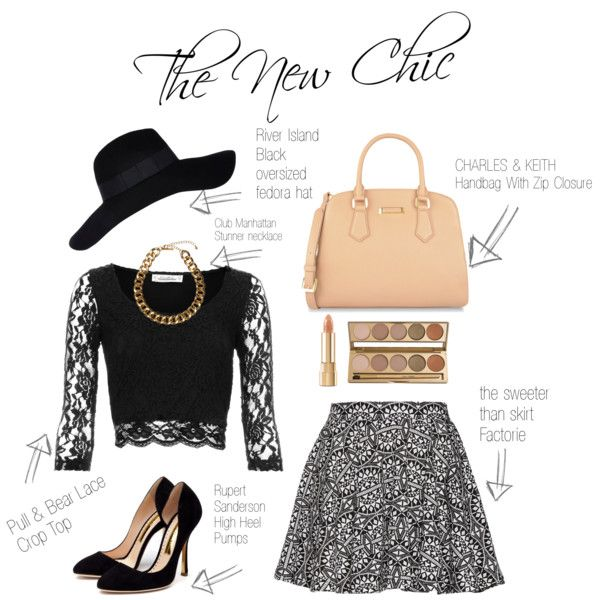 """The New Chic""on Polyvore"
