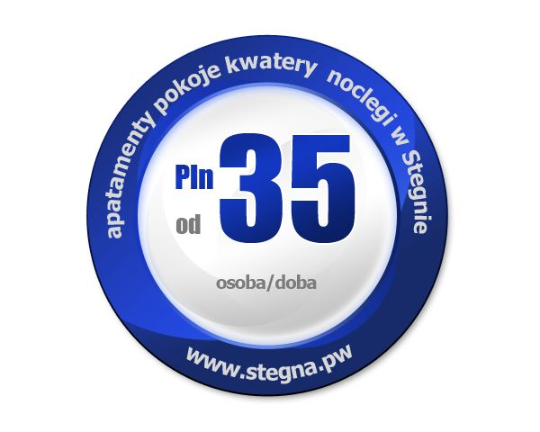noclegi w Stegnie już od 35 pln