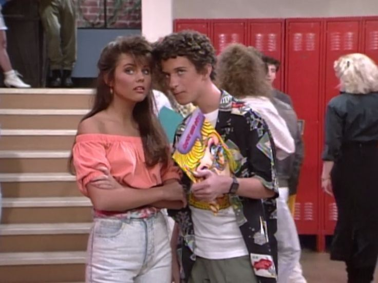 The ultimate guide to saved by the bell fashion