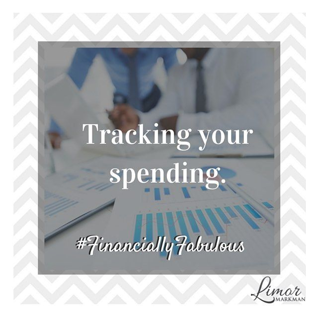 Where does my #money go?  If this thought has ever crossed your mind, you may want to consider actually tracking it.  It is to easy to #spend without knowing what you allocate it too.  #Haveaplan # FinanciallyFabulous