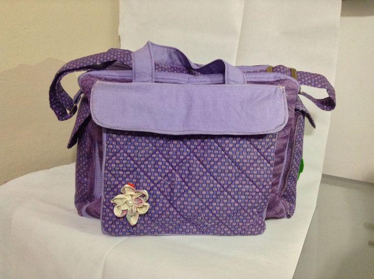 5 Como fazer um kit de bolsa maternidade (bolsa 1)