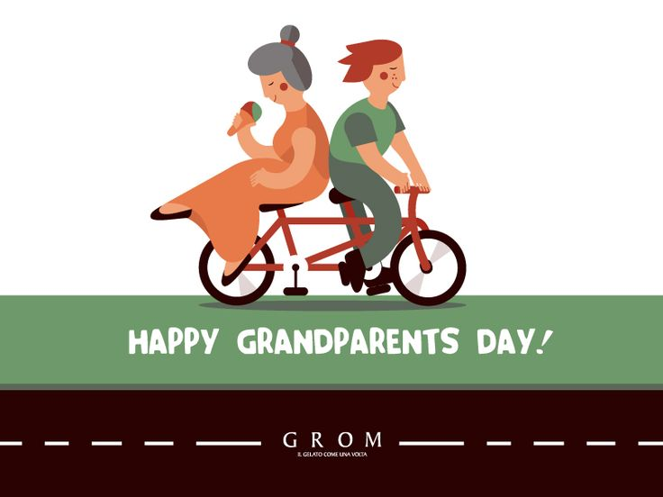 GROM - Grandparents Day by Chiara Morra