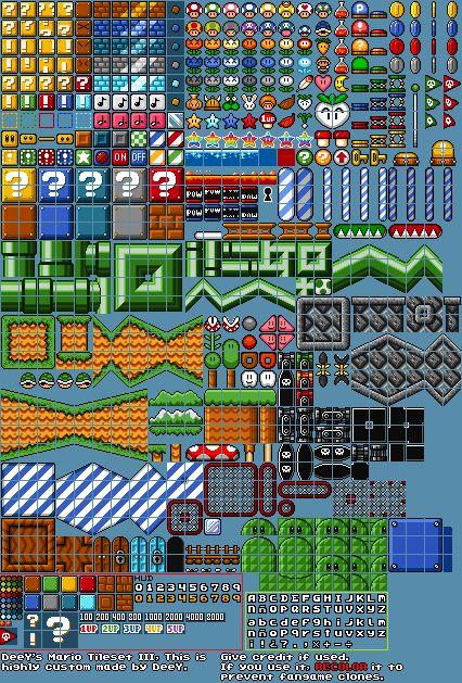 Platform elements