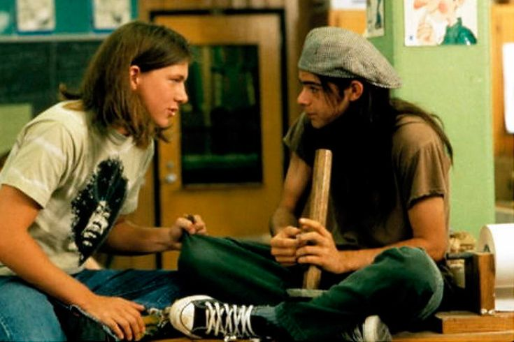 10 Teen Movies From The 90s That Are Still Amazing Today Read more at http://www.nme.com/photos/10-teen-movies-from-the-90s-that-are-still-amazing-today/368311?utm_source=facebook&utm_medium=social&utm_campaign=teenmovies#Krv5CQiIVmDQkPRV.99  <b>Dazed and Confused (1993)</b>