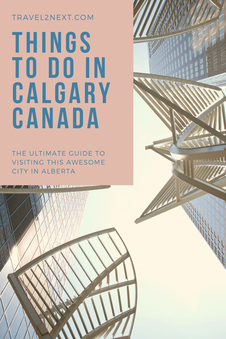 25 Things to do in Calgary (With images) Calgary, Canada