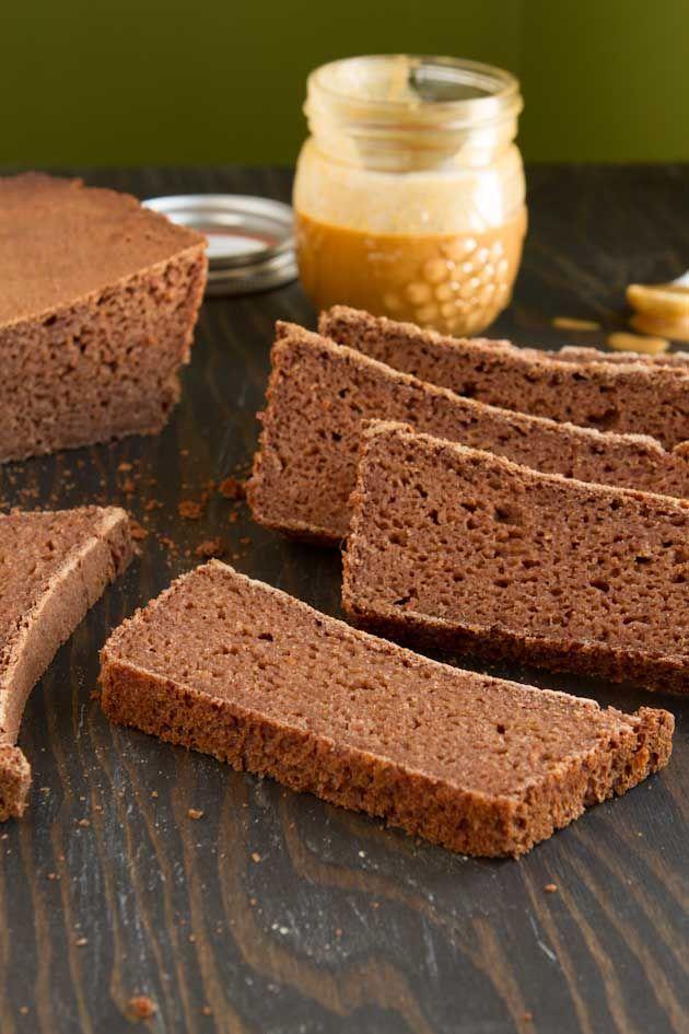 Best Gluten-free Bread (Gluten-free, Egg-free, Oil-free)