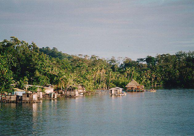 Panama Photo Gallery: Bastimentos Island