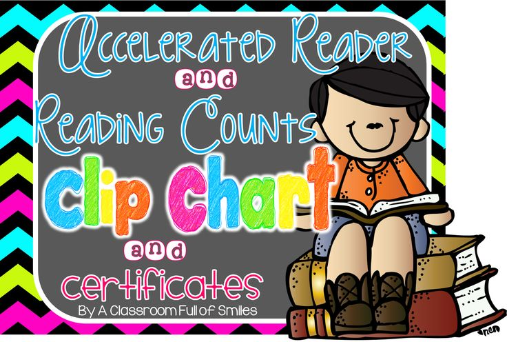 Do you use Accelerated Reader or Reading Counts? You must have this in your room. This bright, kids friendly, easy to use clip chart will motivate your little ones to earn as many points as possible. There are 6 designs to pick from. Go ahead and brighten up your room with this pack.