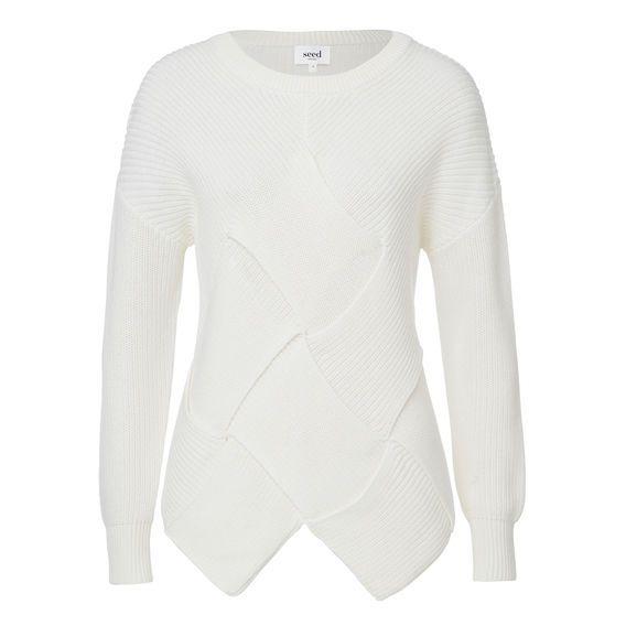 Shaker Sweater