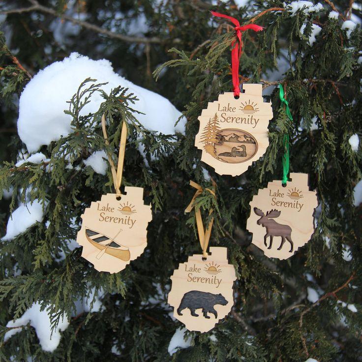 Custom Wood Ornaments, Promotional & Fundraising Ideas ...