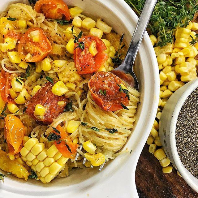 Vegan Basil Pesto Pasta - from Darius Cooks