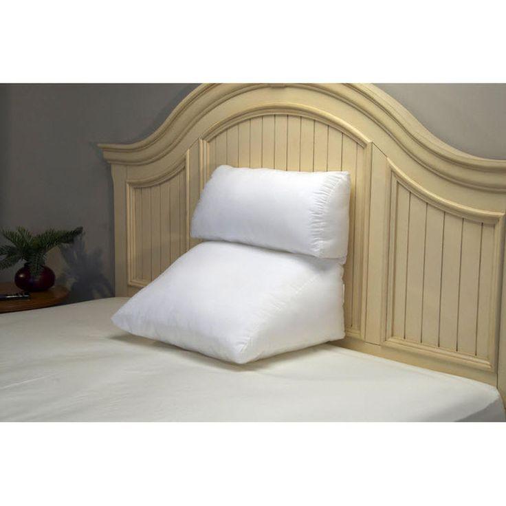 flip pillow bed wedge