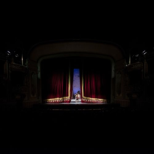 "Reprezentaţia spectacolului de balet din 26 februarie/ Ballet performance on February 26 | Sesiune foto cu prim-balerina Sena Hidaka pentru proiectul fotografic ""Step by stept""/ Photo session with prima ballerina Sena Hidaka for the photographic project ""Step by step"". | ©Alex Mihale - ""Step by Step"" on Exposure"
