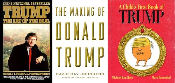 Like it or not, Donald Trump won the 2016 Presidential Election. Over the years, and especially throughout the election, PW has done lots of coverage of Trump's books, books about Trump, and the reactions from book biz insiders to his candidacy and election.