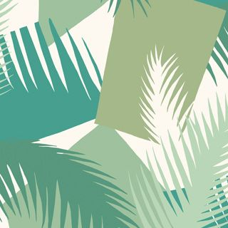 Deco Palm 105/8037 - Geometric II - Cole & Son