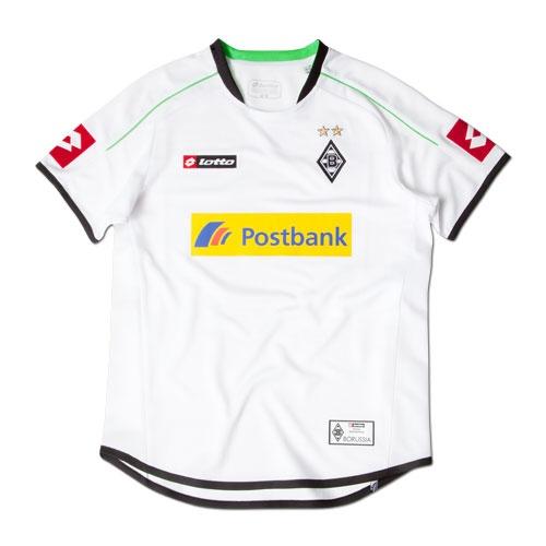 Borussia Monchengladbach Lotto Gladbach Home Kit 12/13 #diefohlen